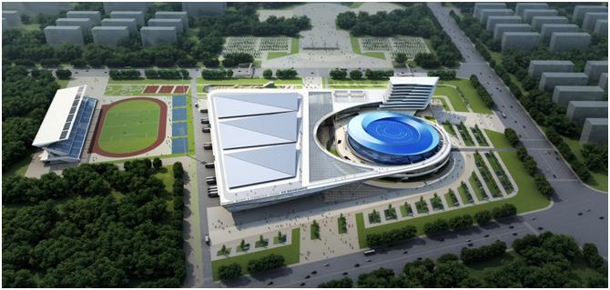 武清体育场馆项目