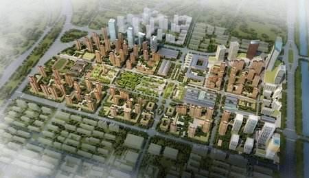 南开区天拖北道(光电子园)C地块商业发展项目工程
