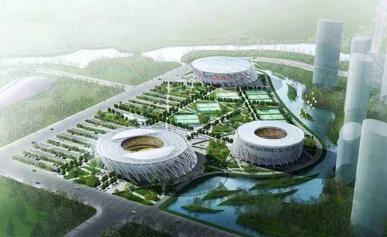 天津健康产业园体育基地
